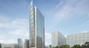 7 marca przedstawiciele inwestorów, wykonawców i architektów wmurowali kamień węgielny pod budowę nowego wieżowca w Warszawie - Mennica Legacy Tower. Charakterystycznym elementem projektu ma być niezwykła ściana.