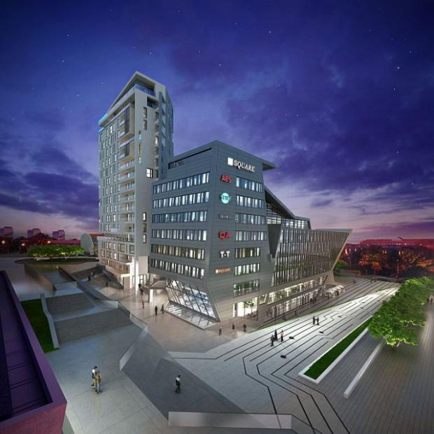 W Olsztynie powstanie kolejny Hampton by Hilton