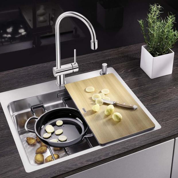 Nowości do kuchni: nowatorskie pomysły do strefy zmywania