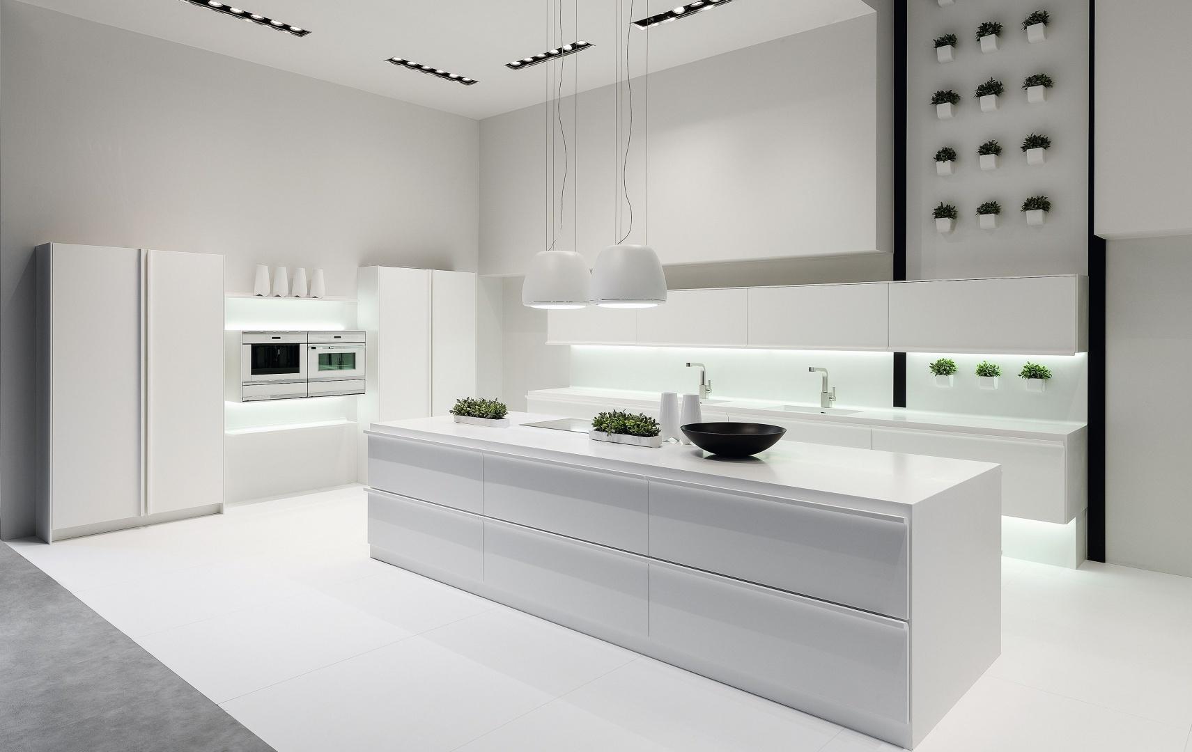 Kuchnia Floo, projekt Karim Rashid. Fot. Rational