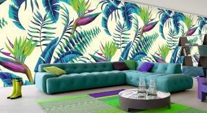 W tym sezonie w naszych wnętrzach króluje egzotyka. Miejska dżungla to trend, który zawładnął katalogami producentów.