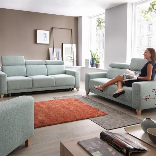 Wypoczynek w salonie - nowa kolekcja mebli modułowych