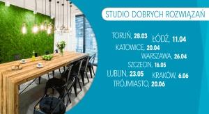 Studio Dobrych Rozwiązań: solidna porcja wiedzy dla projektantów wnętrz