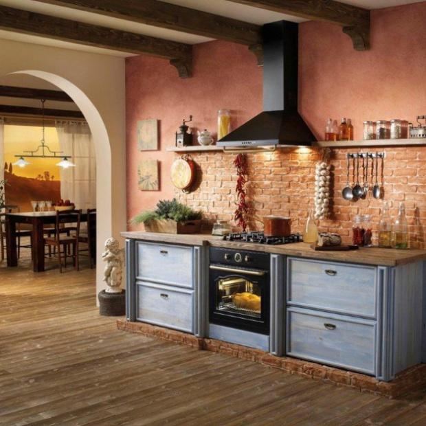 Kuchnia w stylu retro: 15 propozycji aranżcji