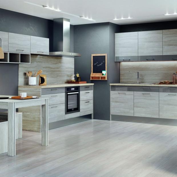 Szuflady w kuchni: idealne do przechowywnia