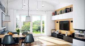 Projekty domów letniskowych to zarówno małe domki z drewna, jak również bardziej rozbudowane letnie rezydencje. Dziś prezentujemy kilka interesujących propozycji.
