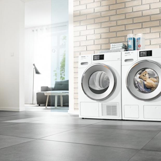 Nowoczesne AGD: pralka z dozownikiem detergentu