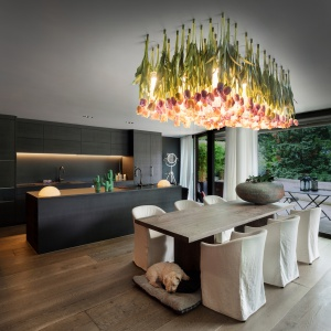 Lampa Flowerpower. Fot. VG