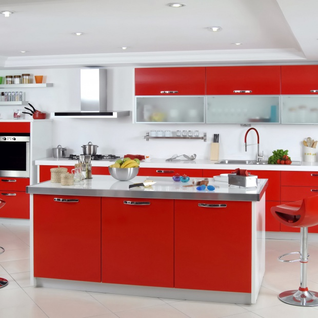 Modna kuchnia – wybierz kolorowe baterie zlewozmywakowe