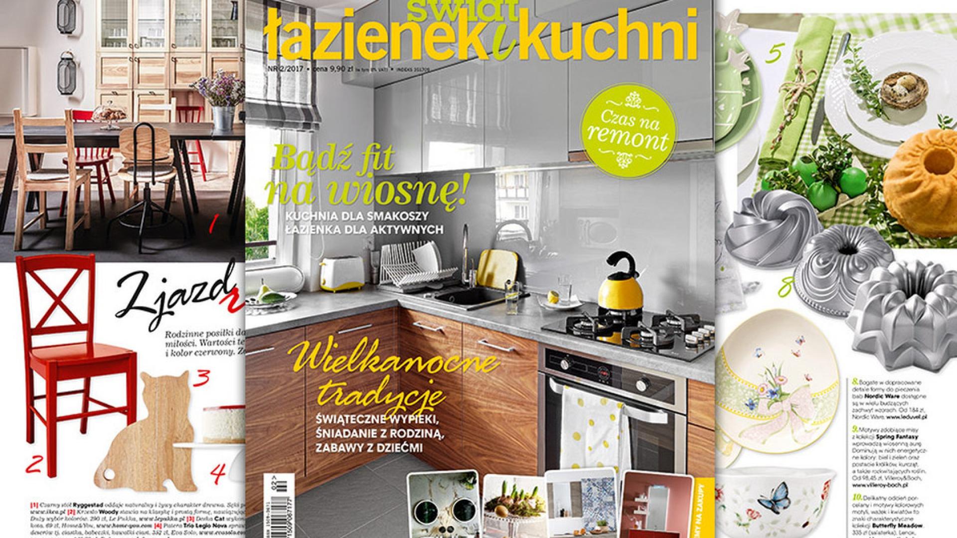 Świat łazienek i kuchni
