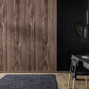 Pomysł na ścianę w salonie. Fot. Vox