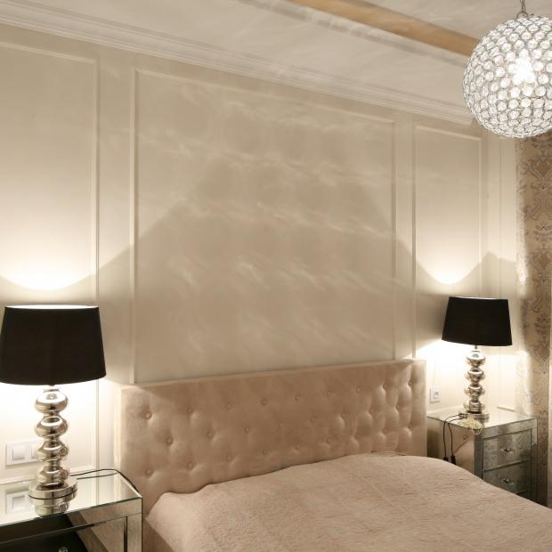 Oświetlenie w sypialni - ciekawe propozycje