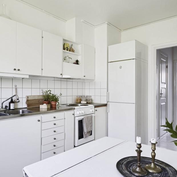 37-metrowe mieszkanie w stylu skandynawskim