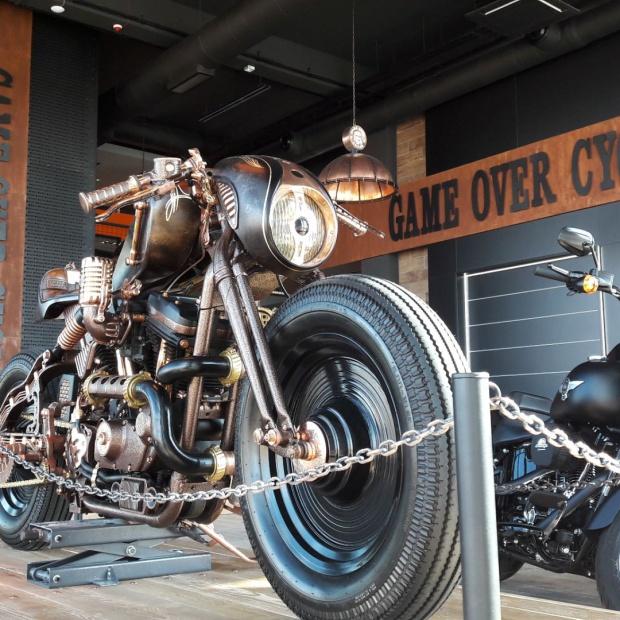 Game Over Cycles i Harley-Davidson. Nowy salon w Rzeszowie
