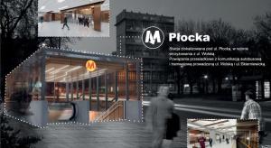 Już 8-9 kwietnia br., rozpocznie się budowa stacji metra Płocka w Warszawie. Kilkusetmetrowy odcinek ul. Płockiej zostanie zamknięty.