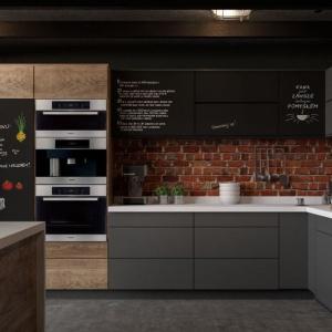 Farba tablicowa w kuchni. Fot. Magnat