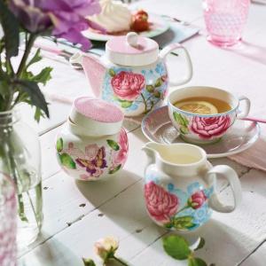 Porcelana Rose Cottage. Fot. Villeroy&Boch