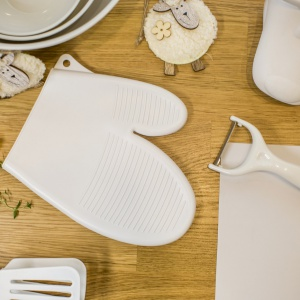 Silikonowe akcesoria kuchenne. Fot. Galicja dla Twojego Domu
