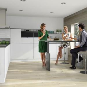 Kuchnia jako przestrzeń funkcjonalna. Fot. Peka