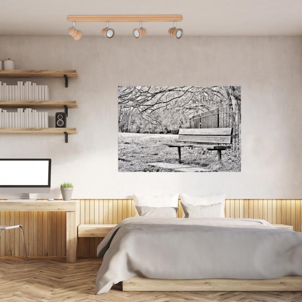 Piękne lampy: drewno w futurystycznej odsłonie