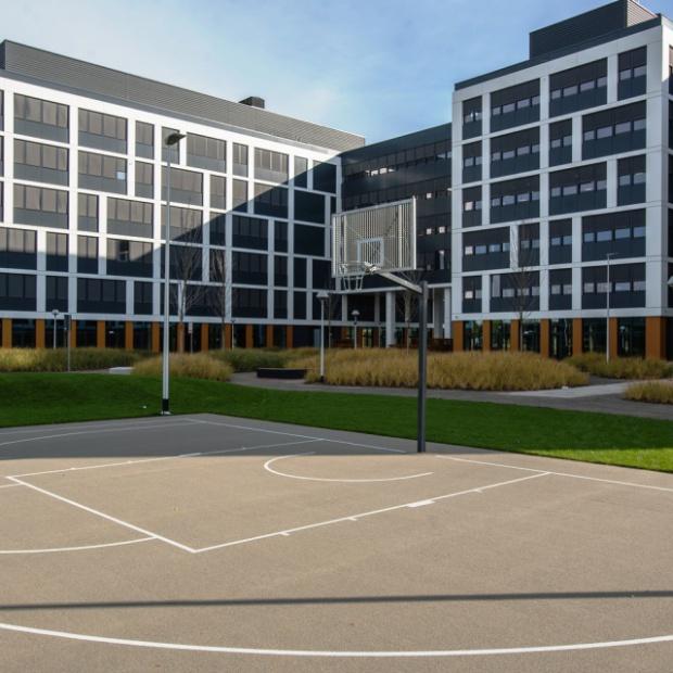 Ekotechnologie w Business Garden Wrocław