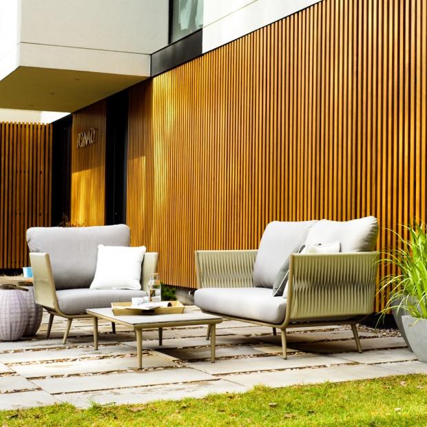 Meble ogrodowe: nowe kolekcje w nowoczesnym stylu