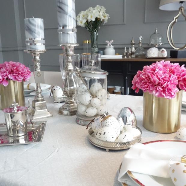 Wielkanocny dom - pomysły na dekoracje w amerykańskim stylu