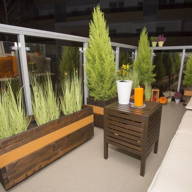 Balkony i tarasy: stwórz własny zielony ogród