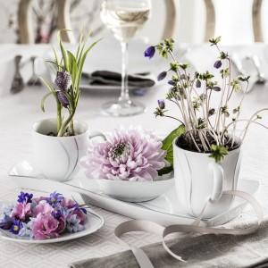 Pomysł na dekorację świątecznego stołu. Fot. Fryklӧvern