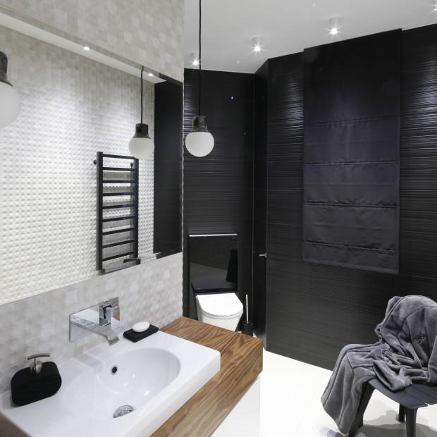 Nowoczesna łazienka - 10 projektów architektów