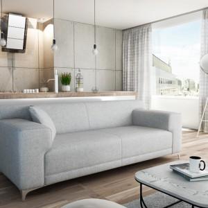 Szara kanapa Dante. Fot. Adriana Furniture