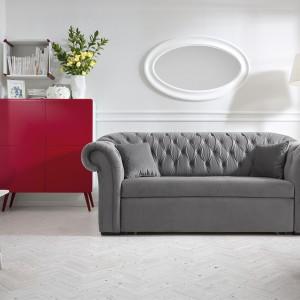 Sofa Cupito. Fot. Black Red White