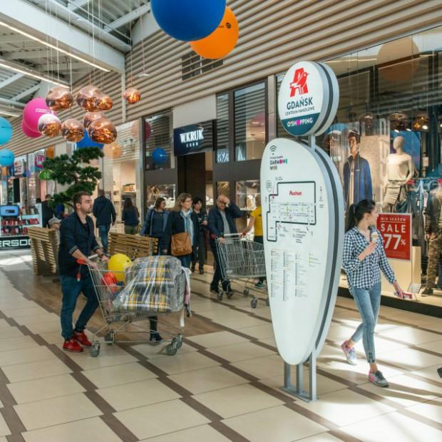 Auchan Gdańsk po zmianach