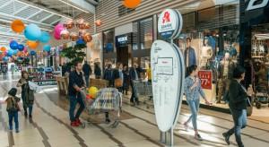 Po zakończonej rozbudowie i modernizacji według projektu Tremend nastąpiło uroczyste otwarcie centrum handlowego Auchan Gdańsk. Dzięki przeprowadzonym pracom obiekt zwiększył powierzchnię handlową GLA o około 5,3 tys. mkw., a liczba lokali wzro