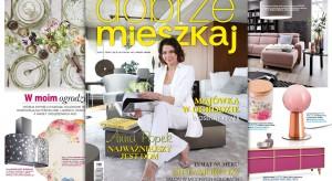 Gwiazdą wiosennego wydania Dobrze Mieszkaj jest Anna Popek. Sesję zdjęciowąwykonaliśmy w przepięknych wnętrzach apartamentowca Złota 44 w Warszawie.