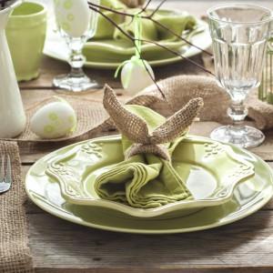 Wielkanocy stół. Fot. Grupa Okazje