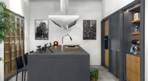 Model NY łączy nawiązania do klasycznych amerykańskich kuchni zmodnym minimalizmem.