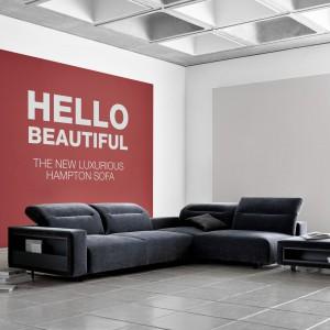 Modułowa sofa Hampton – najnowszy projekt dla marki BoConcept. Fot. BoConcept