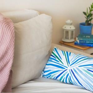Poduszki dekoracyjne. Fot. Wendre