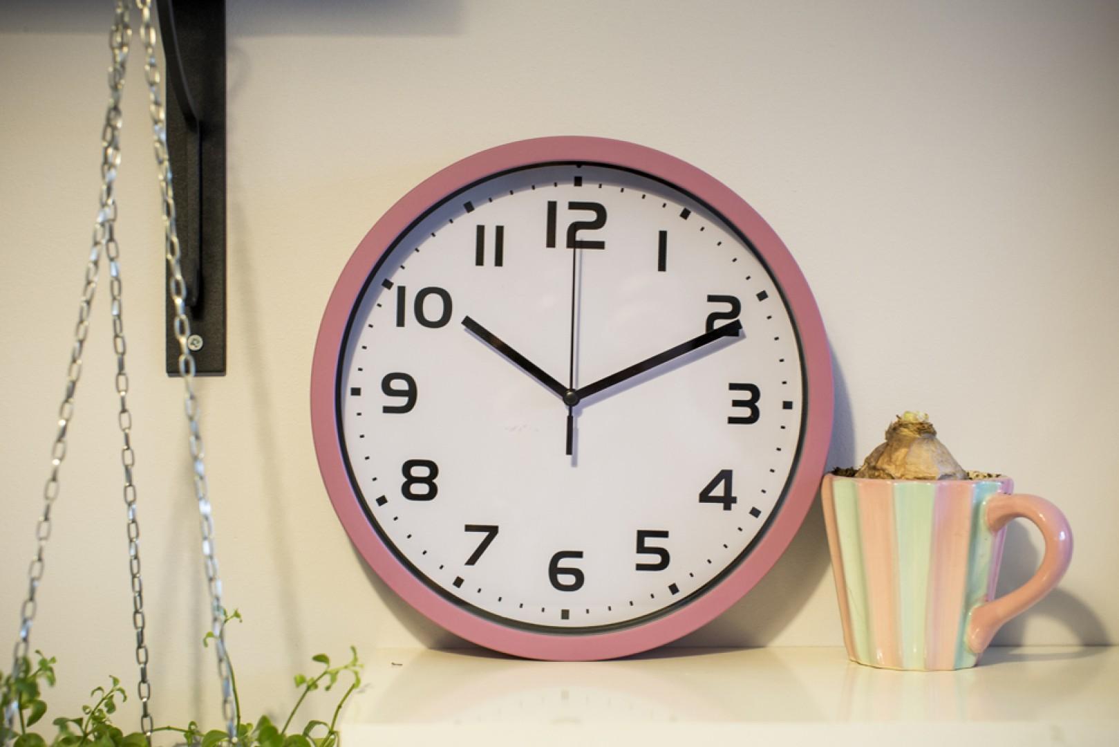 Zegar ścienny Lorell. Fot. Galicja dla Twojego Domu