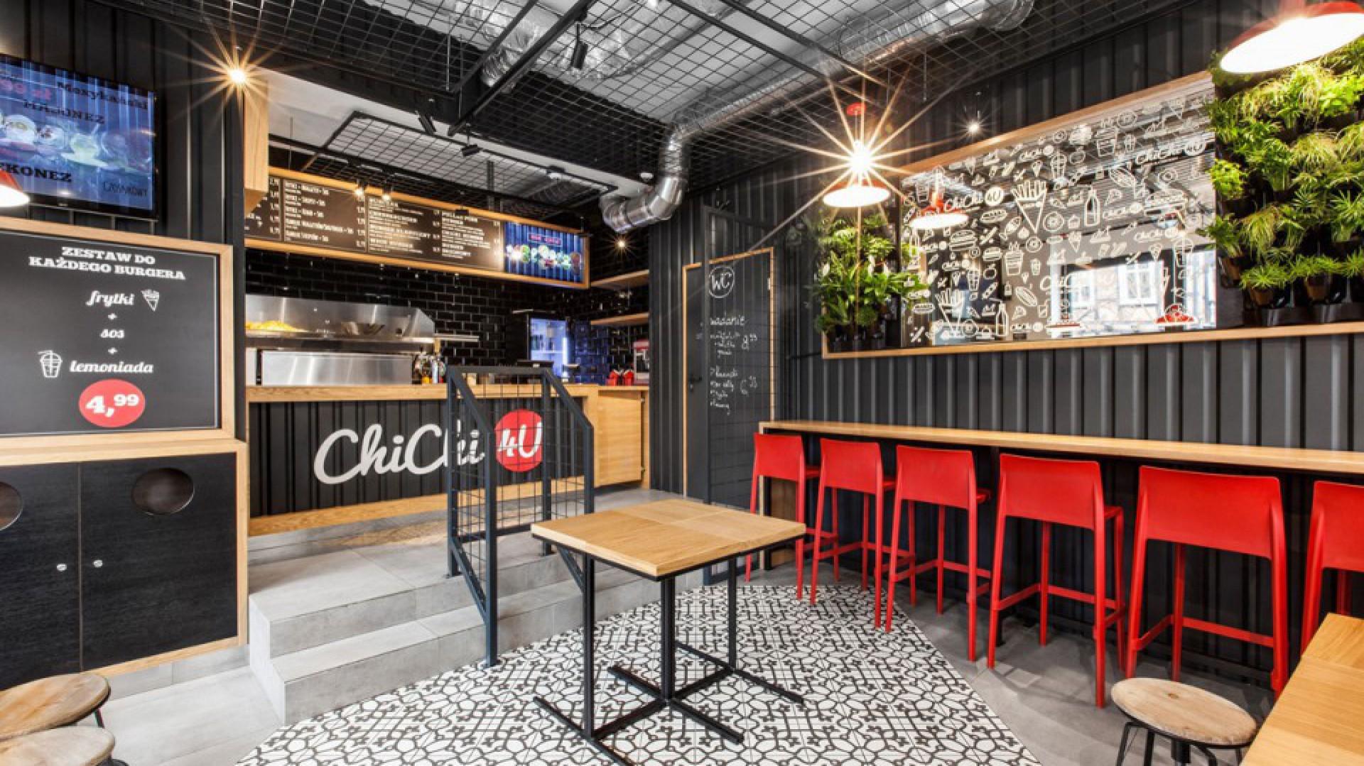 Projekt: ChiChi 4U Bar fot. Marcin Ratajcza