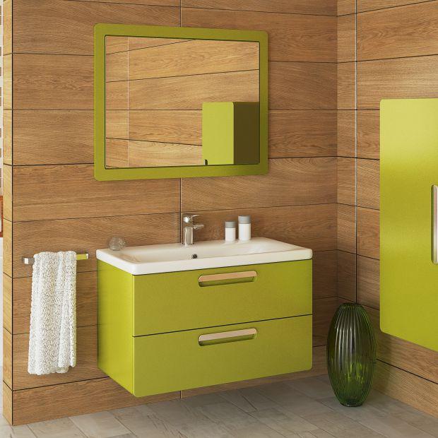5 pomysłów na kolorową łazienkę