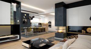 Zobaczcieprojekt nowoczesnego domu piętrowego przeznaczonego dla 4-osobowej rodziny. Jest to typowo miejska rezydencja o reprezentacyjnym wyglądzie i optymalnej powierzchni użytkowej - 158 metrów kwadratowych.