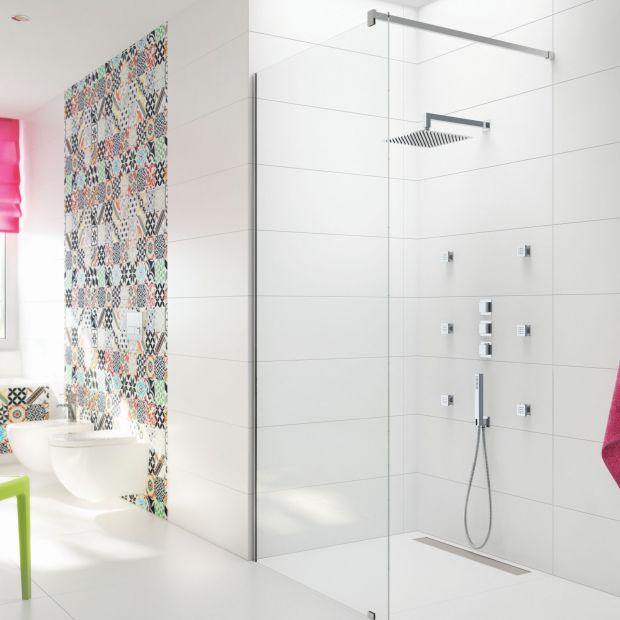 Modna łazienka: tak urządzisz strefę prysznica