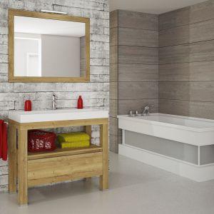 Szafka pod umywalkę, model Ambiente firmy Devo, www.devo.pl. Fot. Devo