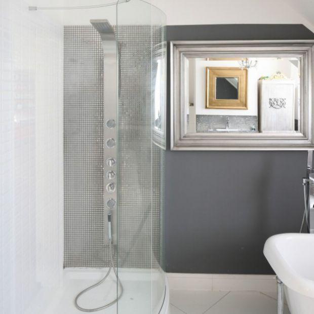 Urządzamy strefę prysznica - modne rozwiązania