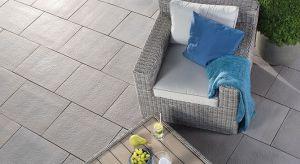 Elegancka i funkcjonalna nawierzchnia jest najważniejszym elementem aranżacji tarasu i całego otoczenia domu.