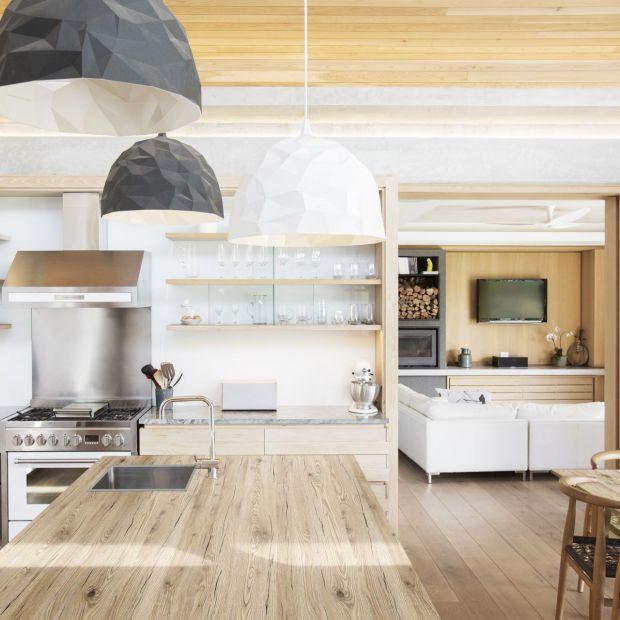 Meble do kuchni - zobacz co jest modne na fronty i blaty