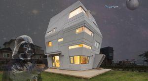 Moon Hoon Land biuro architektoniczne z Korei Południowej zaprojektowało i zrealizowało Dom – Gwiezdne Wojny – futurystyczny budynek o ekstrawaganckim charakterze.