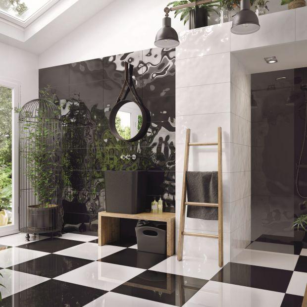 Trendy do łazienki - na topie botanika, loft i geometria